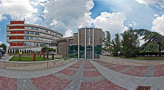 varna free university campus